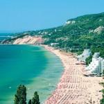 Bulgarian seaside