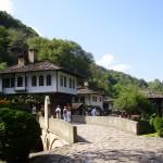 Bulgarian Old Houses